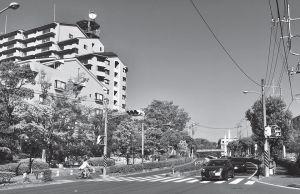 横浜市港北ニュータウン